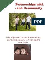 presentation for parents
