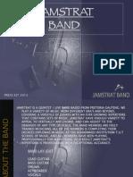 Jamstrat Band Profile