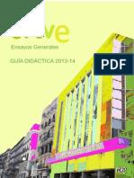 Guia ORTVE  16-1-14
