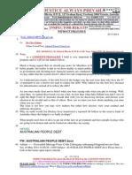 20140525-G. H .Schorel-Hlavka O.W.B. to Mr Tony Abbott PM- Re Financial Issues-etc