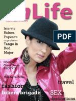 Revista EnLife Magazine  Noiembrie 2009