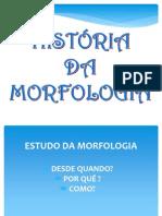 História Da Morfologia