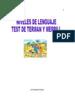TEST Terman y Merril