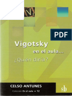 39.- Vigotsky en El Aula