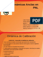 Dinamica ANCLAS PNL