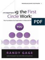 RandyGage Making the First Circle Work