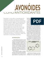Flavonóides Como Antioxidantes