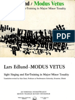 46286848 Lars Edlund Modus Vetus Sight Singing