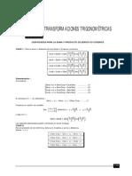 Transformaciones Trigonométricas
