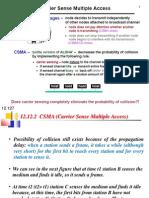 Media Access Csma