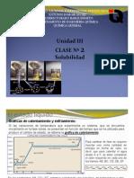 Clase 2 - Unidad III