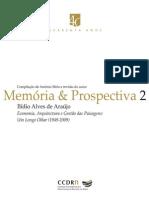 Memoria e Prospectiva 2