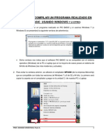 Pasos Para Compilar Un Programa Realizado en Pic Basic Usando Windows 7 u Otro