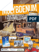 Molybdenum - Helping to Build a Strong Future