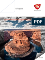 'AEL Mining Services' Product Catalogue