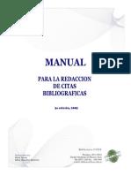 Manual Citas 2005