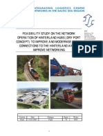 Dry Port Feasibility Study