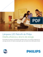 Catalogo Lámparas LED Retrofit