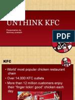 Unthink Kfc