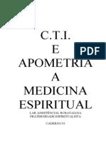 CTI - Apometria A Medicina espiritual.doc