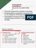 1 - Osnovni Pojmovi Iz Energetike