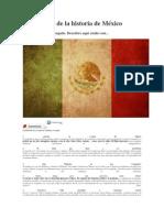 10 Mentiras de La Historia de México