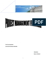 Proiect Management Financiar