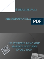 Expose Systeme Bancaire Marocain