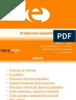 El Discurso Expositivo_0