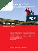 Accenture MDM Foundations