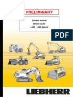 Wheel Loader Liebherr 2plus2 L 550-L 586 - Service Manual