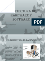 Arquitectura de Hardware y Software