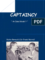 Captaincy