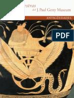 Obras Maestras j. Paul Getty Museum_antiguedades