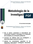 1. Metodlogia de La Investigacion