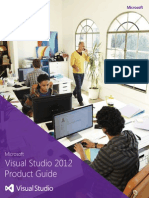 Visual Studio 2012 Product Guide