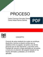 Exposicion sobre el concepto de proceso