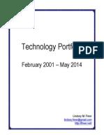 Lindsey Freer's Technology Portfolio