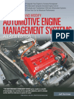 How To Tune and Modify Automotive Engine Management Systems