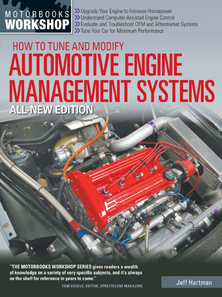 How To Tune And Modify Automotive Engine Management Systems Fuel Acura Firing Order Diagram Injection Carburetor
