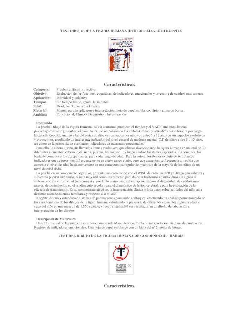 TEST DIBUJO DE LA FIGURA HUMANAdocx