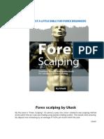 Forex Scalping by Utusk