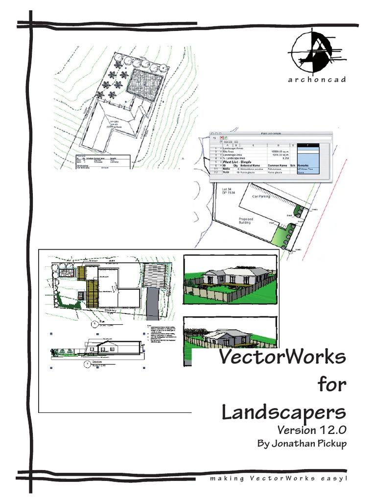 manual vectorworks 12 ingles pdf surveying button computing rh es scribd com Vectorworks Lighting Design Vectorworks Website