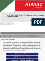 1 PICLima Reglamento Interno Seguridad Salud Trabajo 20 03