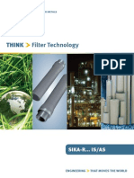 Gkn Filter Technology Sika-r is as En