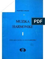 Radomir Jankovic - Muzika Harmonike i
