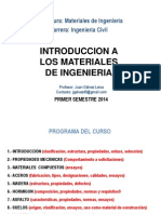 Introduccion a Los Materiales de Ingenieria