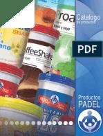 Catalogo Padel