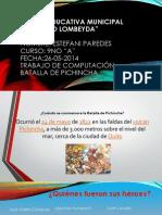 BAtAlLa de PiChInChA (2)