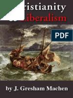 Machen Liberalism
